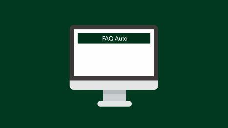 Foto: FAQ - Auto